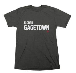 5 CDSB Gagetown Men's T-Shirt