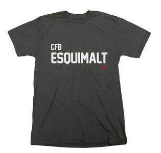 T-Shirt pour homme de la CFB Esquimalt