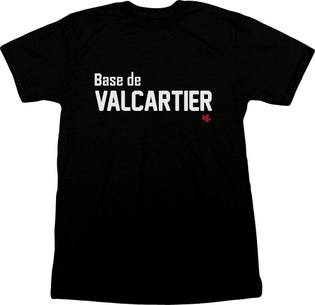 Base de Valcartier Men's T-Shirt