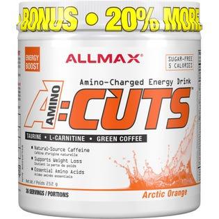 Allmax A Cuts Arctic Orange 252G