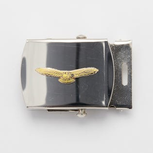 RCAF Eagle Silver Belt Buckle