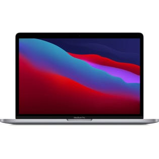 "Apple MacBook Pro M1 8C SPG 8GB 256GB 13.3"" MYD82LL/A"
