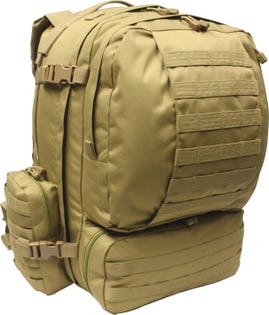 MIL-SPEX Assault Pack