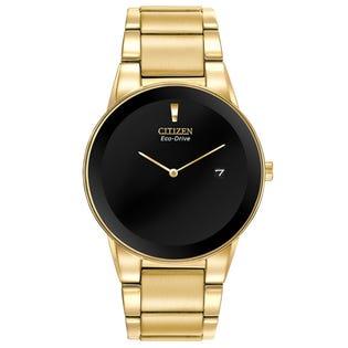 Citizen Men's Axiom Watch Stainless Steel Gold AU1062-56E (EA1)