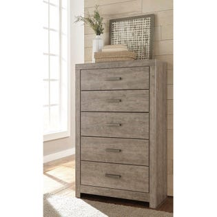 Ashley Five Drawers Chest B070-46