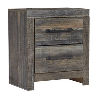 Ashley Two Drawer Night Stand Drystan