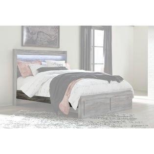 Traverses pour grand lit ou très grand lit plateforme Baystorm Ashley