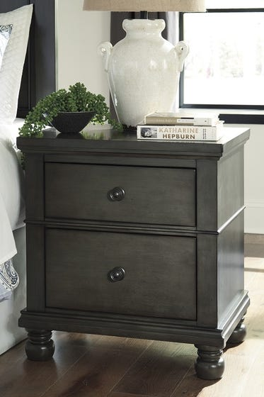 Ashley Two Drawer Night Stand Devensted