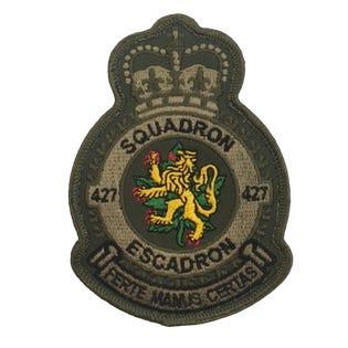 427 SQN Heraldic Badge