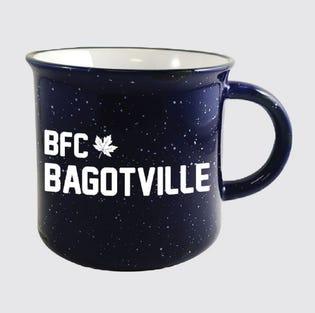 Tasse en céramique de la BFC Bagotville