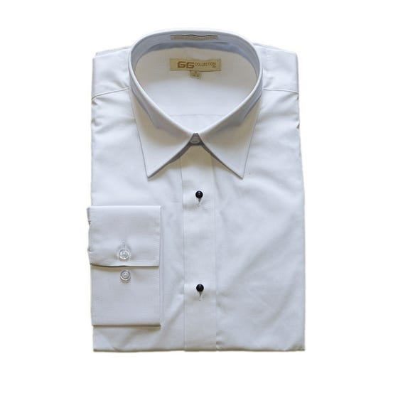 Men's Basic Dress Shirt