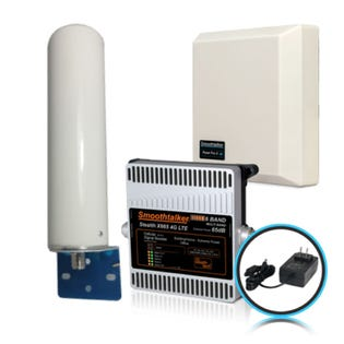 Smooth Talker Stealth X6 Remote Booster Kit Outside Antenna BBCX665GTP (EA1)