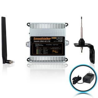 Smooth Talker Stealth Z6 6-Band Home Booster Kit BBCZ665GBO (EA1)