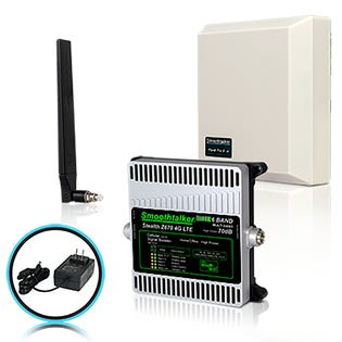 Smooth Talker Stealth Z6 6-Band 70dB Building Boosters  BBCZ670GBP (EA1)
