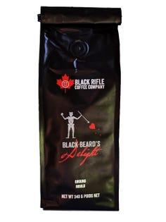 Blackbeard Delight Blend Ground 12oz