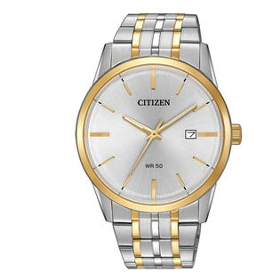 Citizen Men's Quartz Watch Stainless Steel Two-Tone BI5004-51A (EA1)