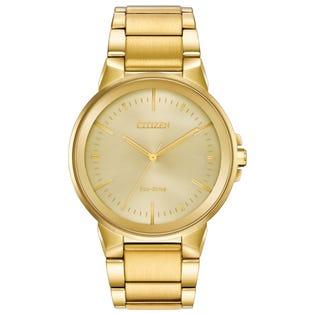 Bulova Crystal Quadra Watch (EA1)