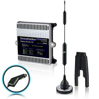 Smooth Talker Mobile X6 50dB 6-Band Wireless Booster BMCX650M14PC (EA1)