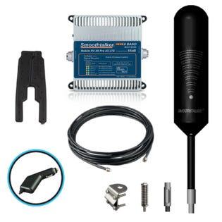 Smooth Talker RV X6 Xtube Pro 55dB RV Motorhome Kits  BMCX655TRVGLPC30 (EA1)