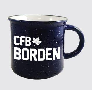 CFB Borden Ceramic Mug