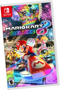 Switch Mario Kart 8 Game