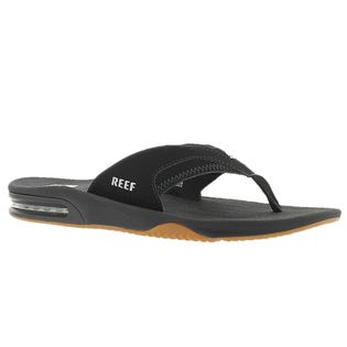 Reef Men's Fanning  Bottle Opener Thong Sandals