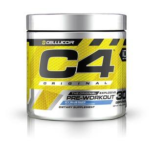 Cellucor C4 Original Pre-Workout Icy Blue Razz 30 Servings