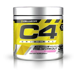 Cellucor C4 Original Pre-Workout Pink Lemonade 30 Servings
