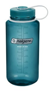 NALGENE WM Bottle Cadet Blue