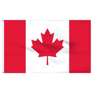 Drapeau Canada 36x60 po
