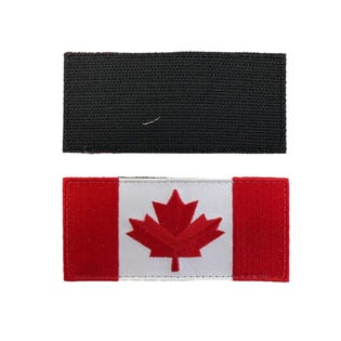 Canada Flag Patch