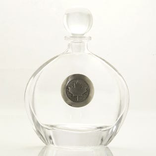 Air Force Oval Whiskey Decanter