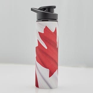 Bouteille d'eau CANADA