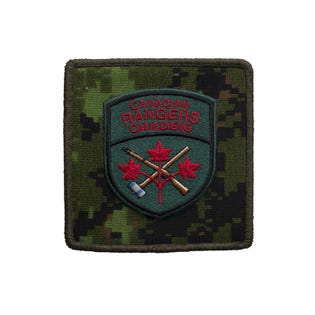 CDN Ranger Patrol Group Badge