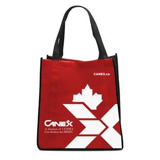 Sac à emplettes CANEX réutilisables - Ecorite