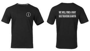 T‑shirt pour hommes du COMFOSCAN