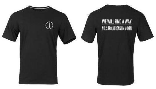 CANSOFCOM Mens T-shirt