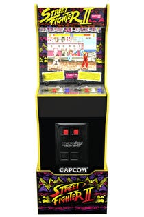 Arcade 1UP Street Fighter Legacy