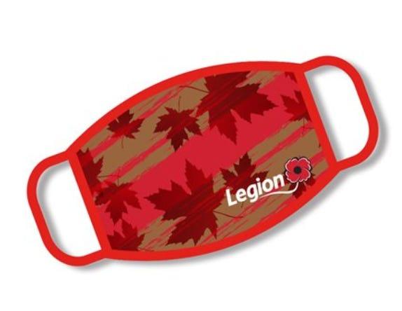 Legion Face Mask