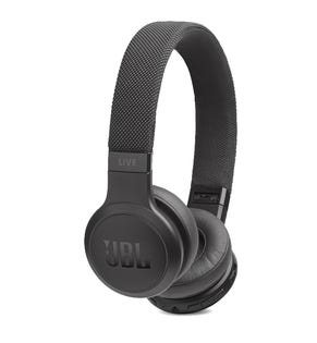 JBL On-Ear Bluetooth Stereo Headphone JBLLIVE400BTBLKAM