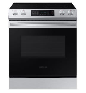 SAMSUNG Slide In Electric Range NE63T8311SS
