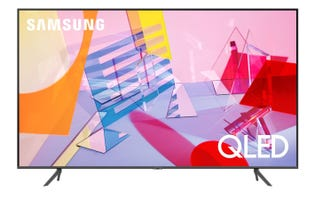 "Samsung 75"" 4K Smart QLED TV QN75Q60TAFXZC"