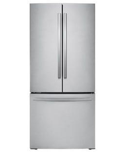 SAMSUNG 21.8 Cu.Ft. Refrigerator RF220NFTASR