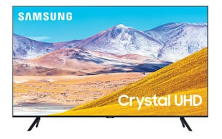 "SAMSUNG 65"" Smart 4K UHD TV TU8000 Series"