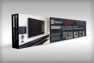 Ultralink Noir Entertainment Starter Kit
