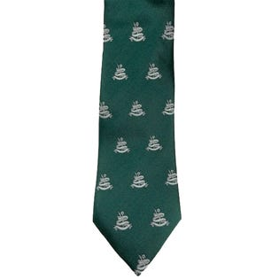 Canadian Intelligence Corps Silk Tie