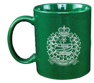 Canadian Intelligence Corps (C INT C) Coffee Mug