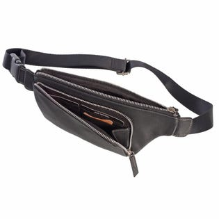 Club Rochelier Leather Waist Bag CL110WB02 (EA1)