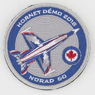 CF-18 Hornet Demo Patch
