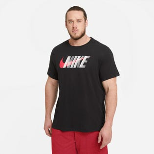 NIKE Men's Dry-Fit Swoosh Training T-Shirt